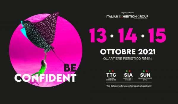 Il 13-14-15 Ottobre ci trovi alla Fiera Internazionale del Turismo a Rimini