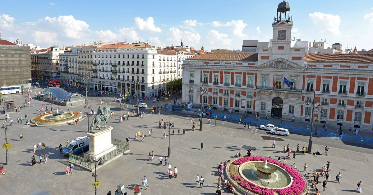 Audioguide puerta del sol und calle arenal mywowo travel app for Puerta del sol 9 madrid