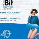 Come and visit us at the Bit on 09-10-11 February.