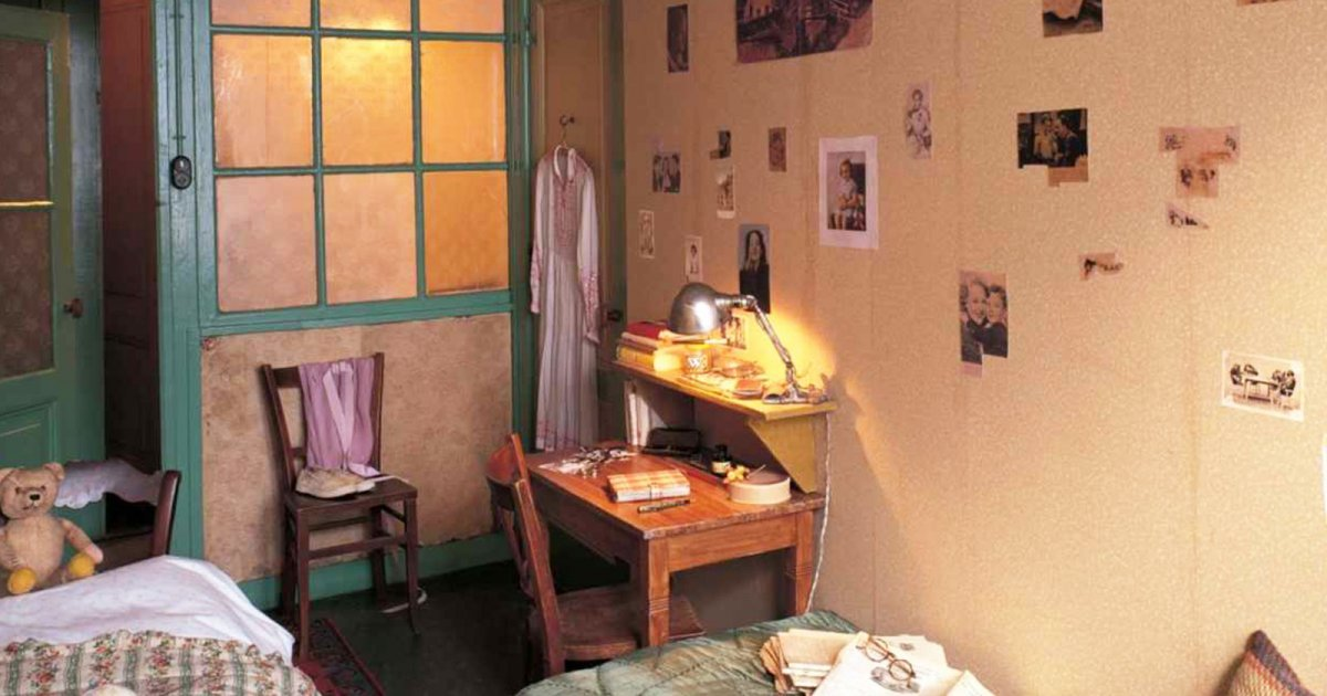 Audio guide ANNE FRANK HOUSE - Tour - Tour Guide  MyWoWo