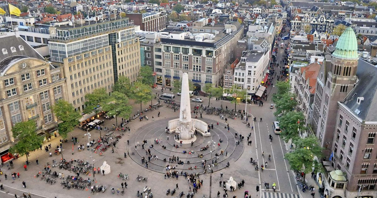 DAM SQUARE, INTRODUCTION