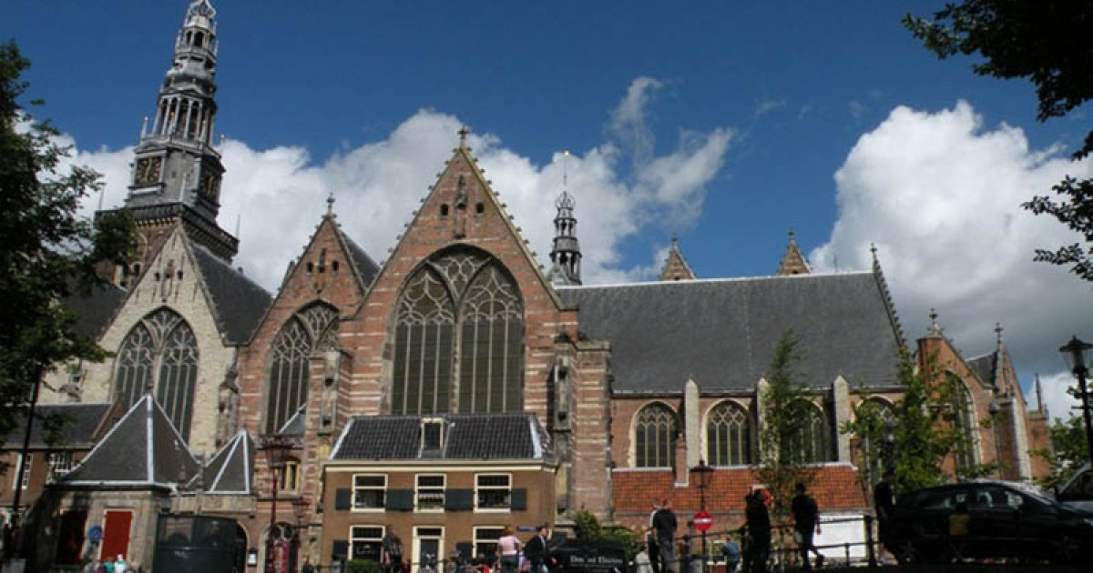 RED LIGHT DISTRICT, Introduction And Oude Kerk