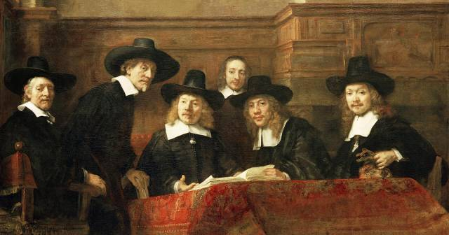REMBRANDT'S LATER WORKS