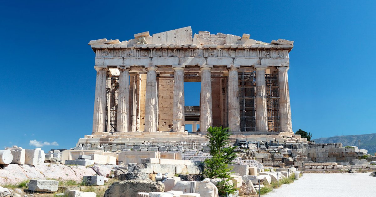 ACROPOLIS, Parthenon Second Part