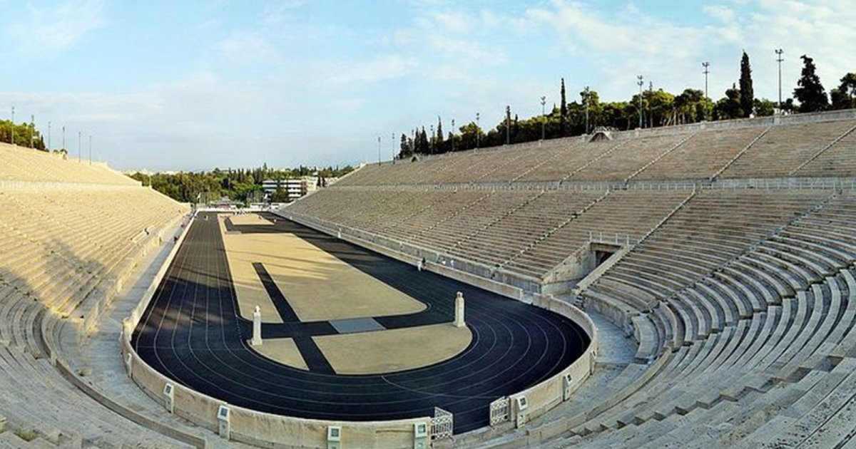PANATHENAIC STADIUM, PRESENTATION