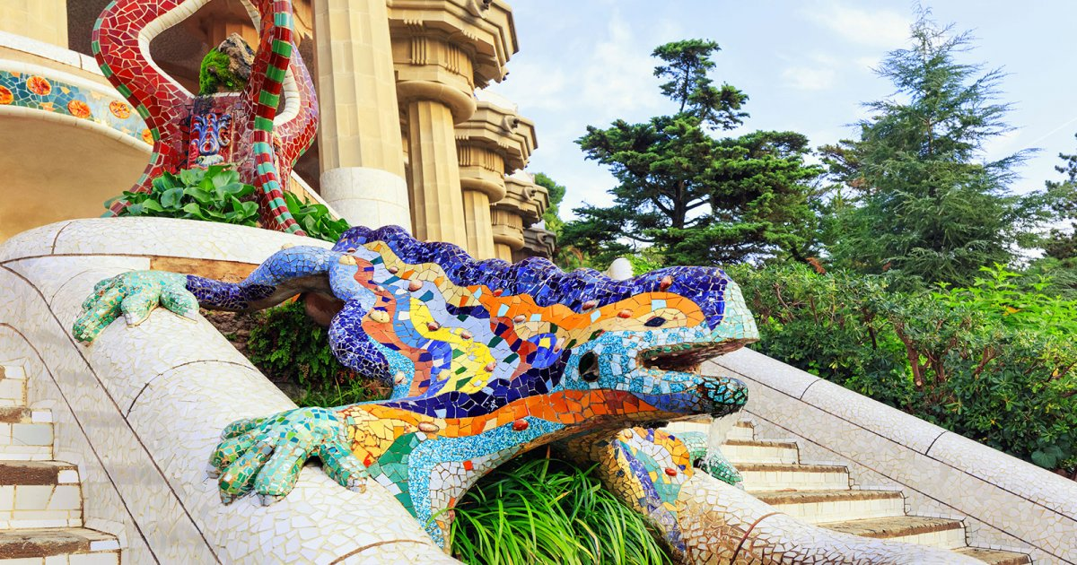 Audio Guide Guell Park Visit Tour Guide Mywowo