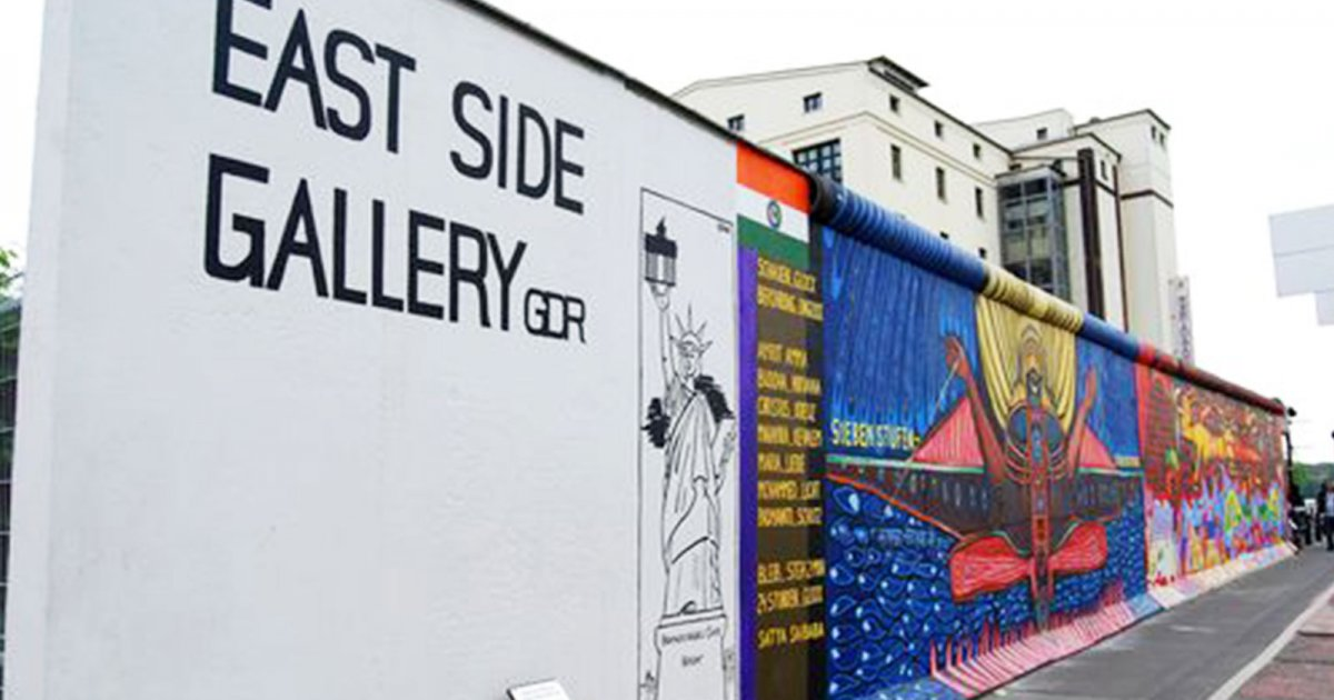 EAST SIDE GALLERY, INTRODUCTION