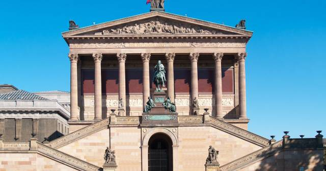 ALTE NATIONAL GALERIE