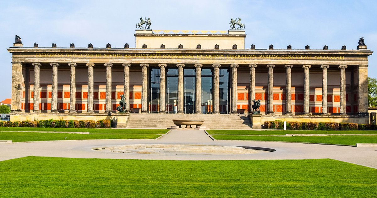 MUSEUMSINSEL, Altes Museum
