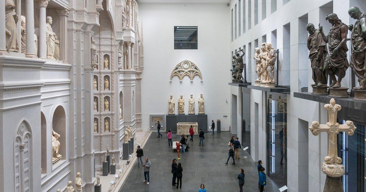 фотография музея в соборе