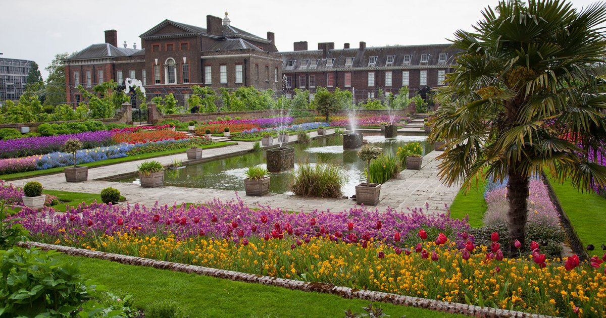 Sus gardens hyde park garden ftempo for Kensington park