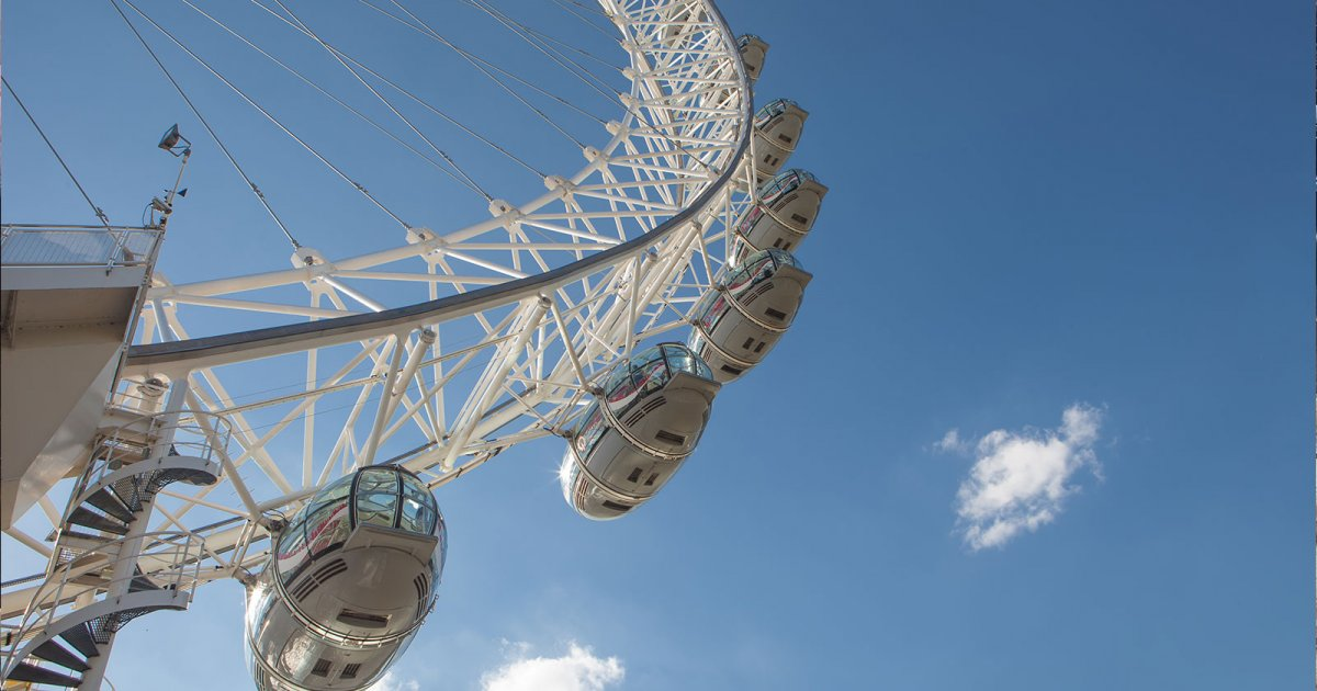 LONDON EYE, Introduction