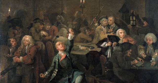 HOGARTH CONCLUSIONE