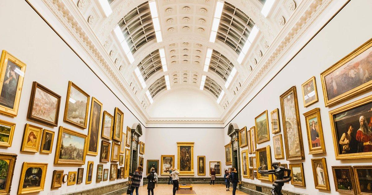 Audioguida tate britain inizio scuola inglese mywowo for Tate gallery di londra