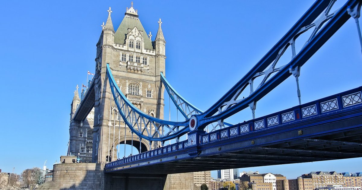 TOWER BRIDGE, Visita