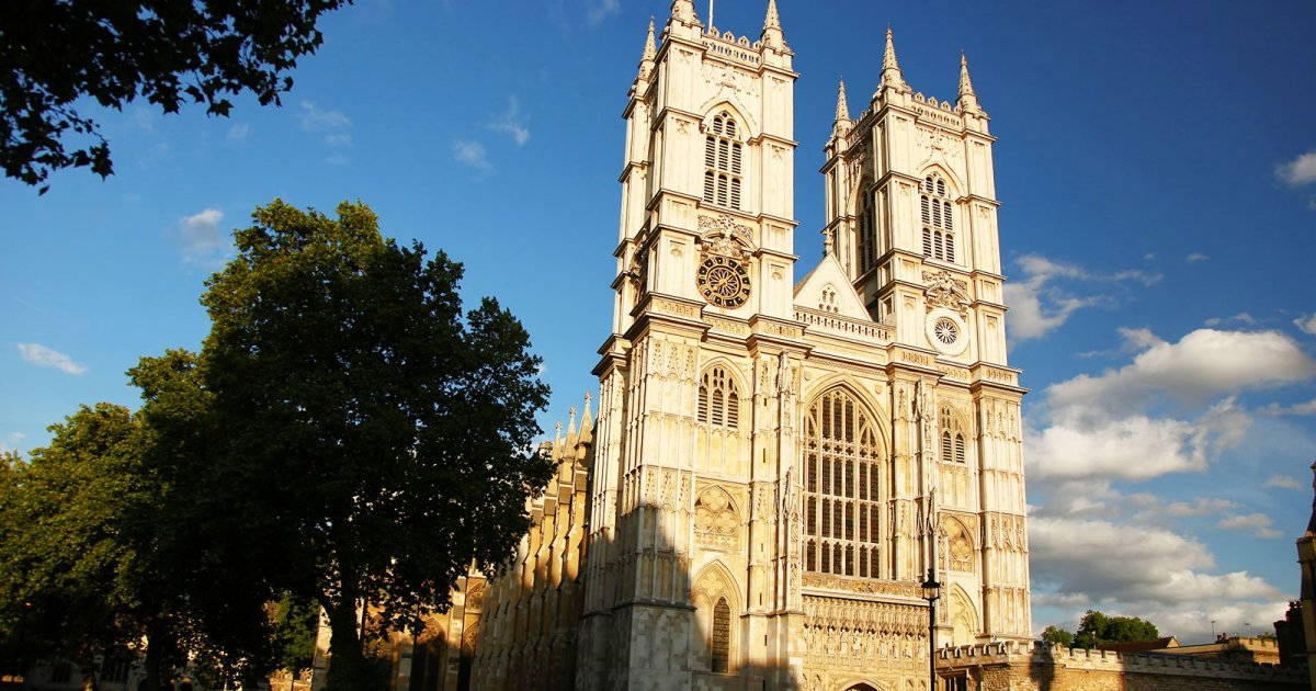 WESTMINSTER ABBEY, STORIA