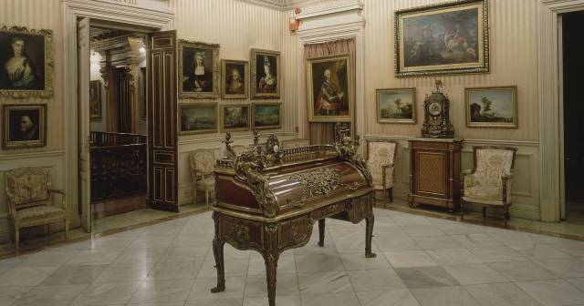 Audio Guide Lazaro Galdiano Museum En Mywowo Travel App