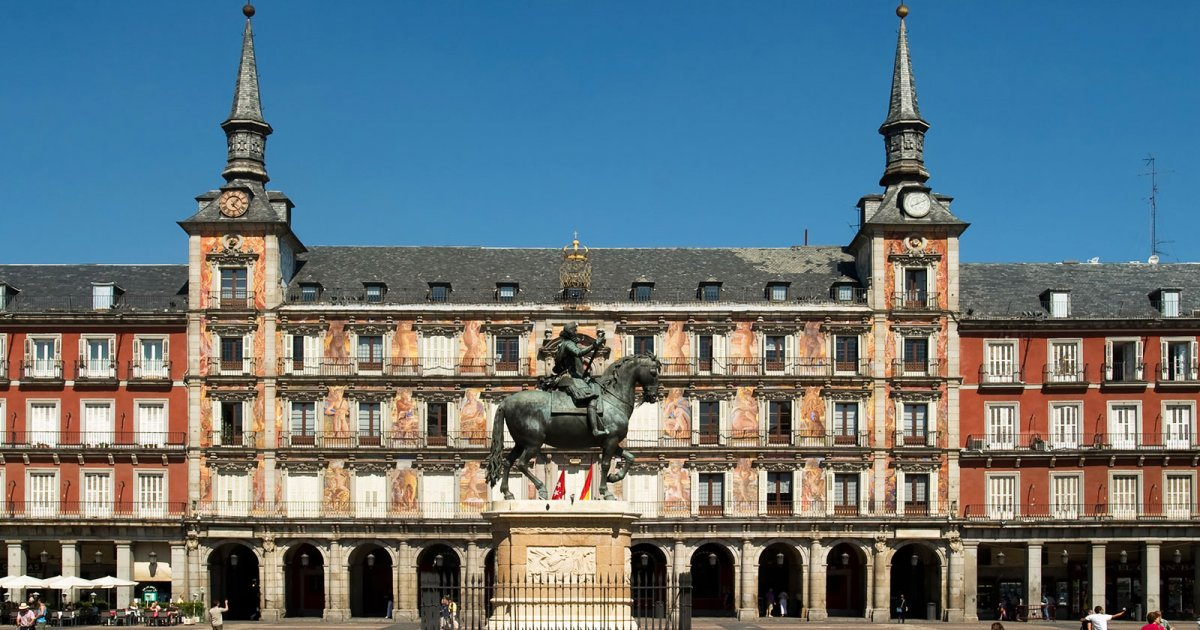 PLAZA MAYOR, INTRODUZIONE