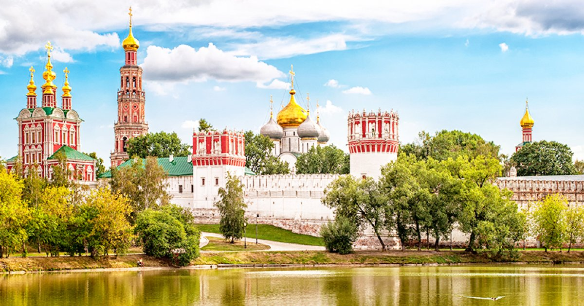 Image result for Novodevichy Monastery: