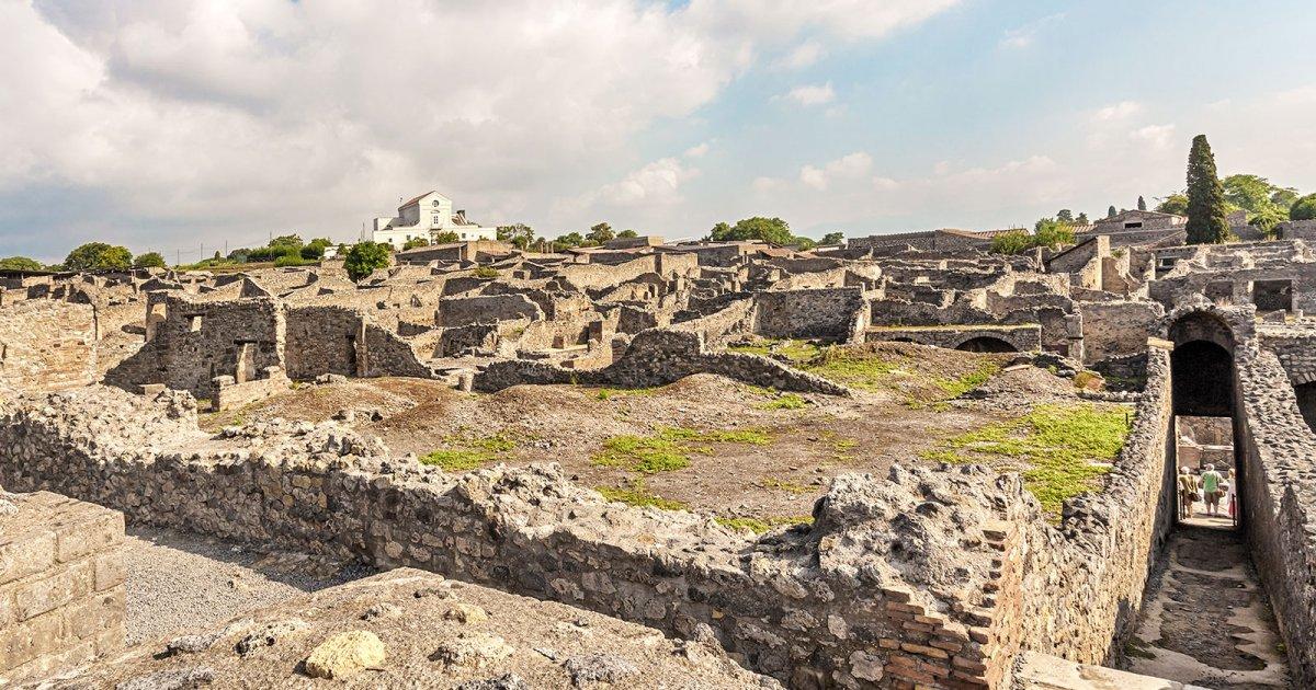 Pompéi, la catastrophe naturelle qui a marqué à jamais l