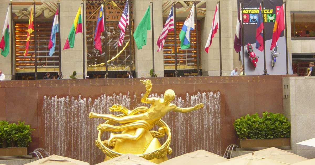 ROCKEFELLER CENTER, INTRODUCTION