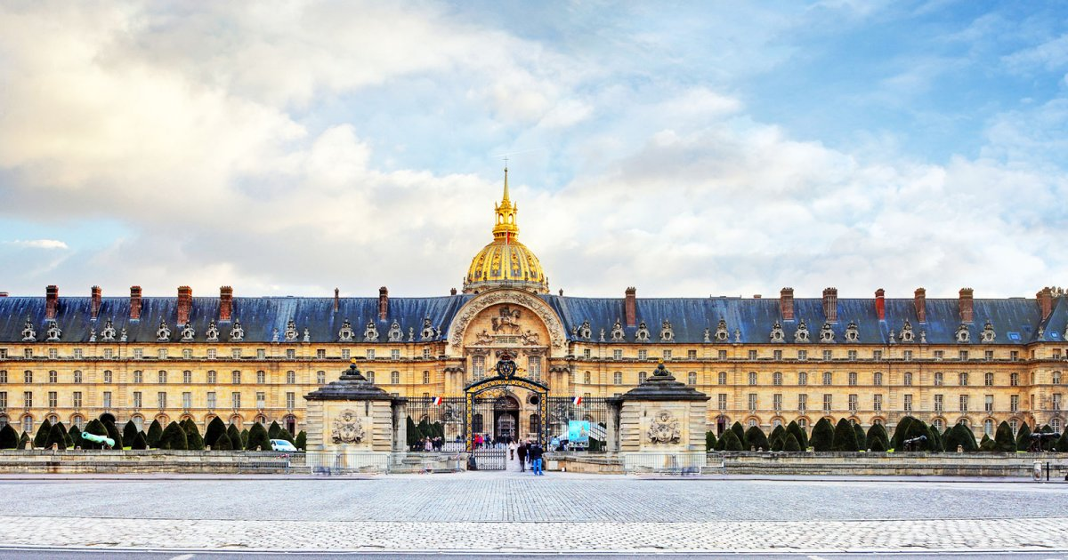 INVALIDES, BUILDING