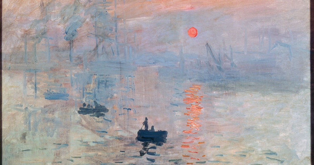 MUSEE MARMOTTAN, MONET IMPRESSION