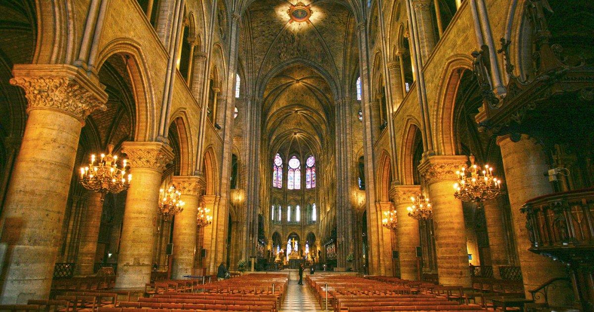 Audio Guide Notre Dame Interior En Mywowo Travel App