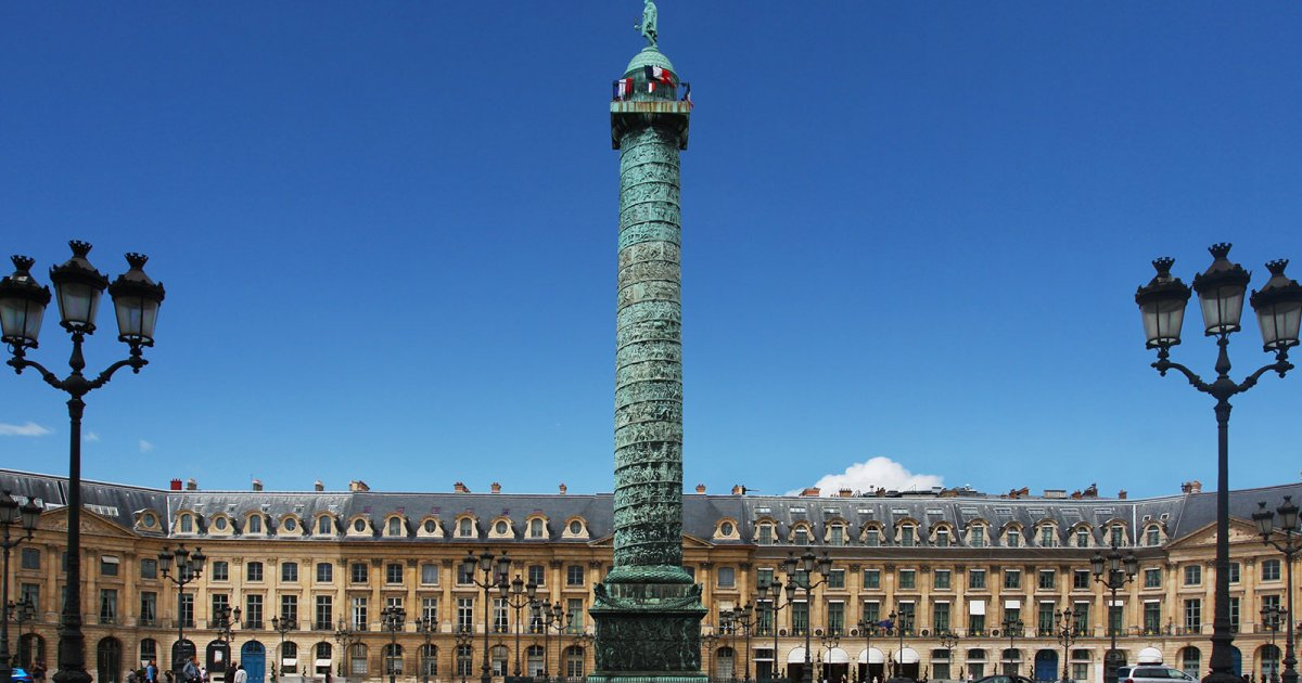 PLACE VENDOME, COLONNA