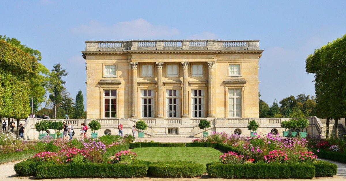 Audioguide VERSAILLES - Trianon - Guide Touristique | MyWoWo