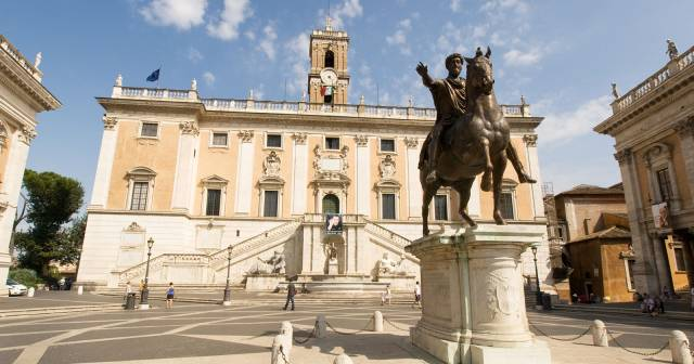 CAMPIDOGLIO AND CAPITOLINE MUSEUMS