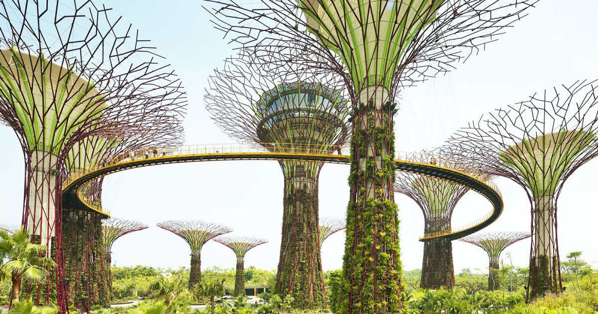 GARDEN BY THE BAY, INTRODUZIONE