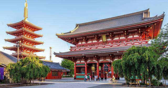 SENSO-JI BUDDHIST TEMPLE