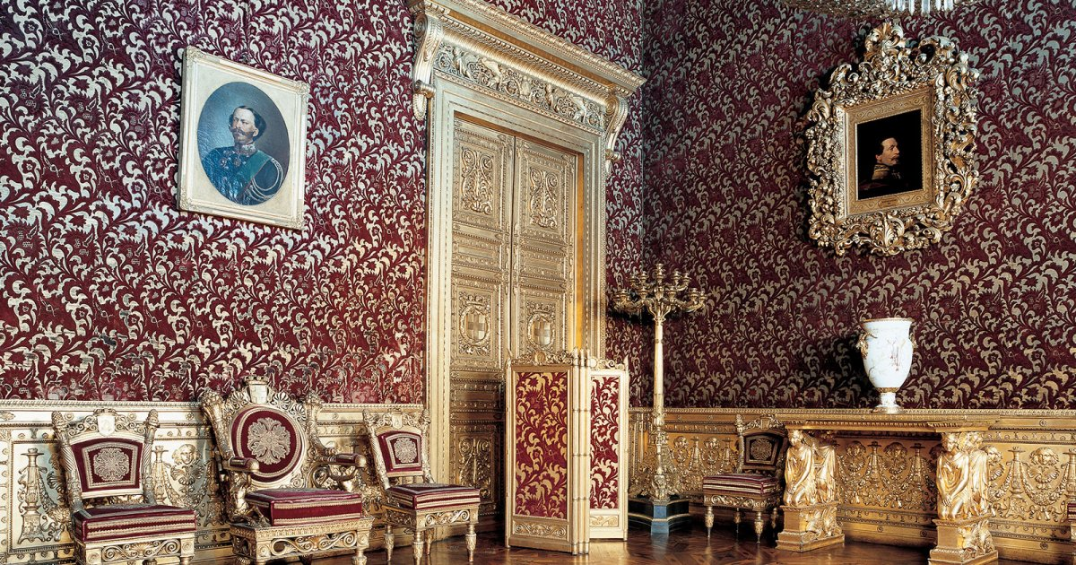 POLO REALE, ROYAL PALACE STATE ROOMS
