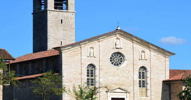 CHURCH OF SAN NICOLA ALMENNO SAN SALVATORE