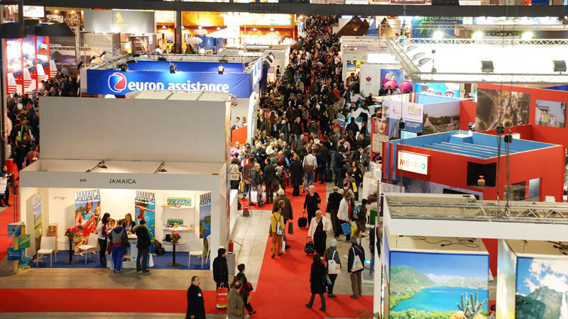 Come meet us at the International Tourism Fair in Milan on February 11-12-13