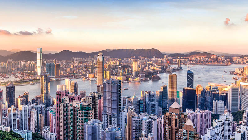 HONG KONG DISPONIBILE DA OTTOBRE